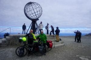 18 september: Fietsen naar de Noordkaap