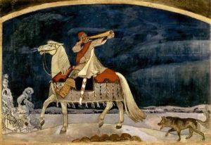 28 februari 2019:Kalevala – lezing over dit magistrale epos uit Finland