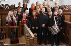 Concert met muziek van o.a. Scandinavische componisten 1-12-2019
